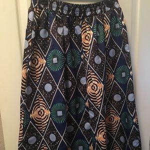 Long ladies skirt
